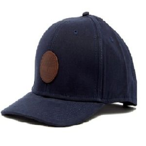 Timberland Leather Patch Cap